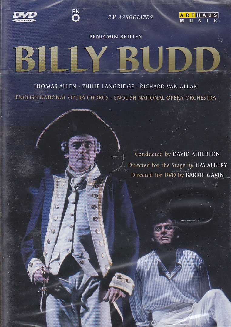 Benjamin Britten / Billy Budd DVD