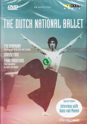 The Dutch National Ballet DVD