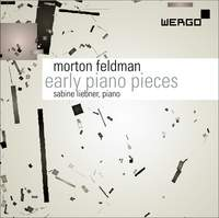 Morton Feldman / Early Piano Pieces // Sabine Liebner