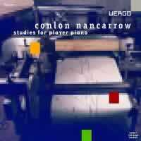 Conlon Nancarrow / Studies for Player Piano 5-CD
