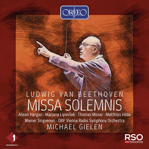 Ludwig van Beethoven / Missa Solemnis // ORF Vienna Radio Symphony Orchestra / Michael Gielen