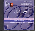 Oleg Kagan Edition Vol. XXV / J.S. Bach