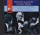Oleg Kagan Edition Vol. XIV / Franck / Ravel