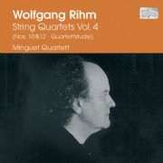Wolfgang Rihm / String Quartets, vol. 4
