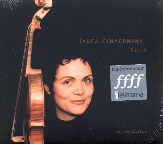 Tabea Zimmermann / Solo / Max Reger / J.S. Bach SACD