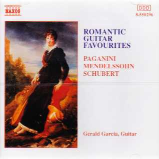 Romantic Guitar Favourites - Gerald Garcia