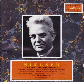 Carl Nielsen / The Historic Recordings