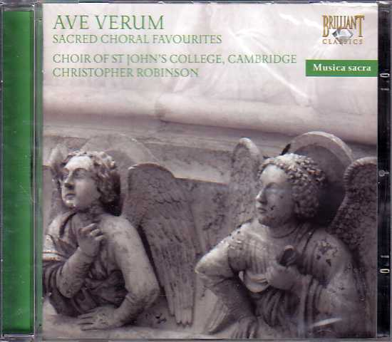 Ave Verum / Sacred Choral Favourites