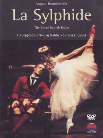 Herman Severin Løvenskiold / La Sylphide / The Royal Danish Orchestra / Poul Jorgensen DVD