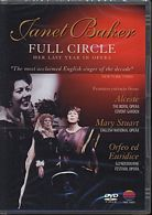 Janet Baker / Full Circle / Her Last Year In Opera / DVD