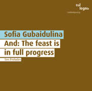 Sofia Gubaidulina / And: the Feast is in Full Progress / Saraste / RSO / Geringas