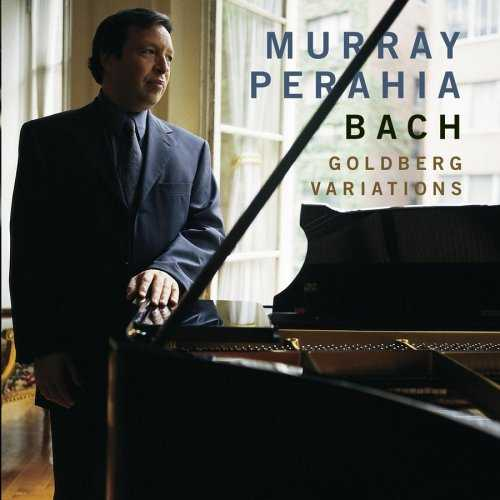 J.S. Bach / Goldberg Variations / Murray Perahia
