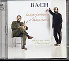 J.S. Bach / Sonatas for Violin and Harpsichord / Carmignola / Marcon