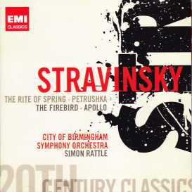 Igor Stravinsky / The Rite of Spring / Petrushka etc. 2CD