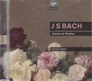 J.S. Bach / Sonatas and Partitas / Christian Tetzlaff