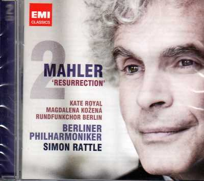 Gustav Mahler / Symphony No. 2 / Kate Royal / Magdalena Kožená / Berliner Phiharmoniker / Sir Simon Rattle