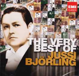 The Very Best of Jussi Björling 2CD