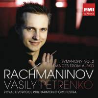 Sergei Rachmaninov / Symphony no. 2 / Dances from Aleko // Royal Liverpool Philharmonic Orchestra / Vasily Petrenko