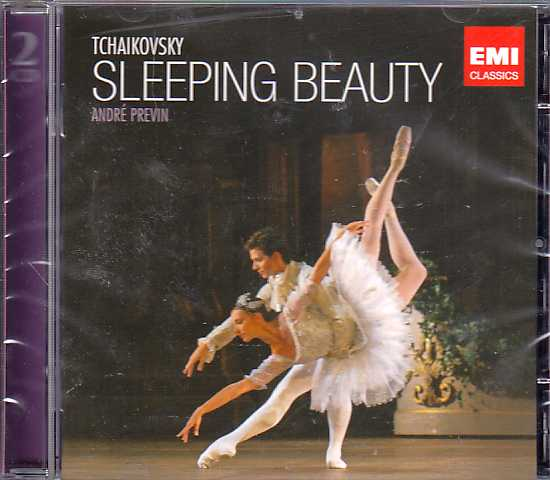 Pyotr Tchaikovsky / Sleeping Beauty / London Symphony Orchestra / André Previn
