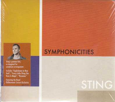 Sting / Symphonicities