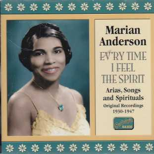 Marian Anderson / Arias, Songs and Spirituals / Original 1930-1947 Recordings, Vol. 2