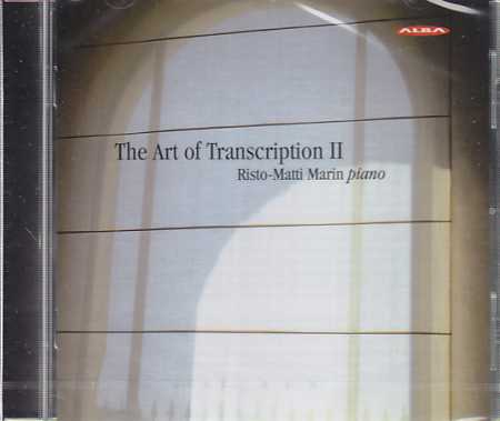 Risto-Matti Marin / The Art of Transcription II
