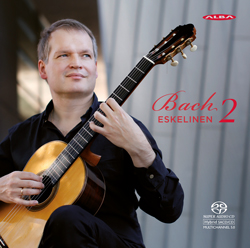 J.S. Bach / Suites for Guitar vol. 2 // Ismo Eskelinen