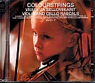 Violin and Cello Rascals / Colourstrings vol. 5-7
