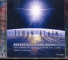 Organ Era Vol. 12 / Kalevi Kiviniemi / Jehan Alain / Church of the Cross, Lahti, Finland