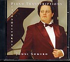 Piano Transcriptions / Jouni Somero