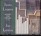 Jouko Linjama / Works for Organ 1-3 // Jan Lehtola