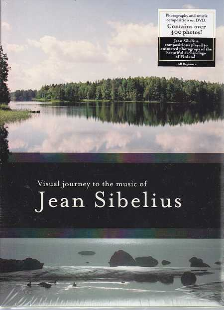 Jean Sibelius / Janne Gröning / Visual Journey to the Music of Jean Sibelius DVD