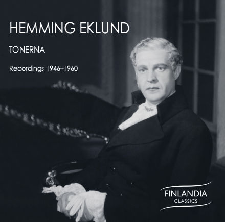 Hemming Eklund / Tonerna - Recordings 1946-1960