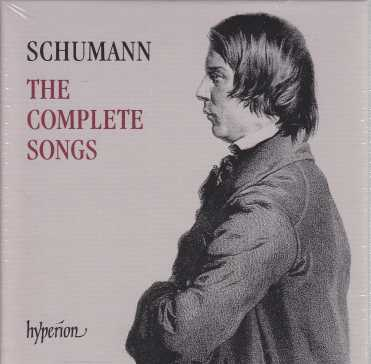 Robert Schumann / The Complete Songs 10CD