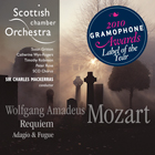 W.A. Mozart / Requiem / Sir Charles Mackerras / Scottish Chamber Orchestra / Susan Gritton / Catherine Wyn-Rogers / Timothy Robinson / Peter Robinson