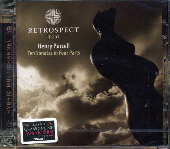 Henry Purcell / Ten Sonatas in Four Parts / Retrospect Trio