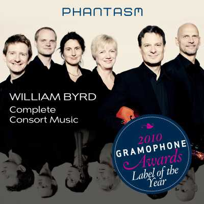 William Byrd / Complete Consort Music / Phantasm