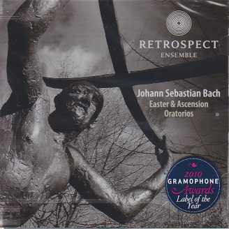 J.S. Bach / Easter & Ascension Oratorios / Carolyn Sampson / Iestyn Davies / James Gilchrist / Peter Harvey / Retrospect Ensemble / Matthew Halls SACD