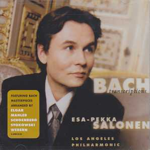 J.S. Bach / Transcriptions / Los Angeles Philharmonics / Esa-Pekka Salonen