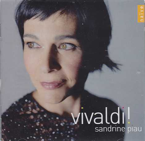 Antonio Vivaldi / Opera Arias and Sacred Music / Sandrine Piau