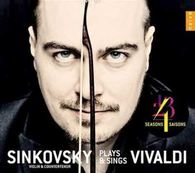 Antonio Vivaldi / The Four Seasons // Dmitri Sinkovsky / La Voce Strumentale