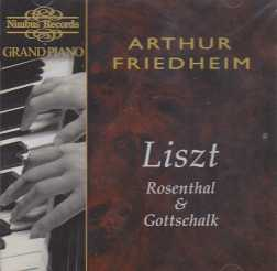 Arthur Friedheim / Grand Piano