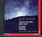 J.S. Bach / Georg Philipp Telemann / Actus tragicus / Daniel Taylor / Theatre of Early Music