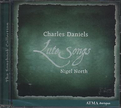 Lute Songs / Charles Daniels / Nigel North