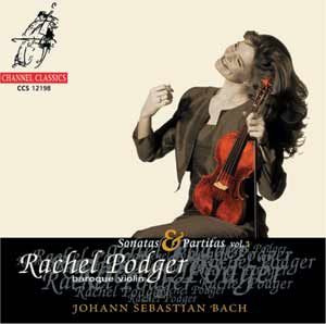 J.S. Bach / Sonatas and Partitas vol. 1 / Rachel Podger