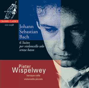J.S. Bach / Cello Suites / Pieter Wispelwey