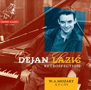 W.A. Mozart / Retrospection / Dejan Lazíc