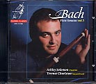 J.S. Bach / Flute Sonatas, vol. 1 / Ashley Solomon / Terry Charlston