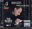Gioachino Rossini / Complete Works for Piano vol. 4: Quelques riens pour album / Paolo Giacometti SACD