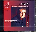 J.S. Bach / Flute Sonatas, vol. 2 / Ashley Solomon / Terry Charlston